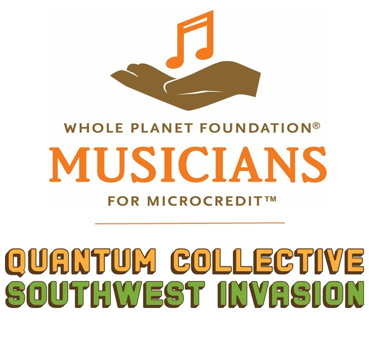 2015 Quantum Collective Musicians for Microcredit