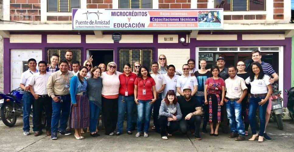 guatemala group shot