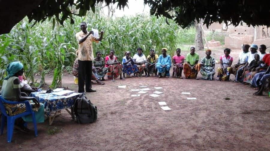 burkina faso microfinance