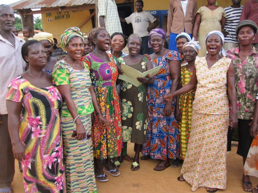 divine women co op ghana