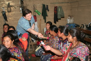 Michael Beard in guatemala