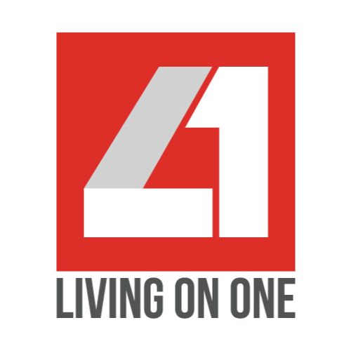 living on one logo
