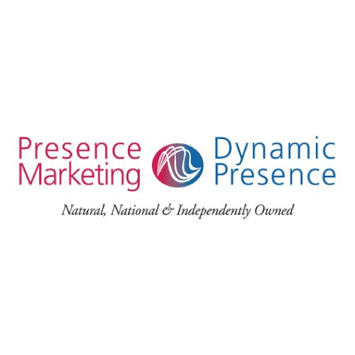 presence marketing logo