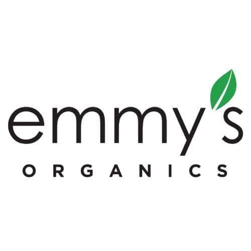 emmys organics logo