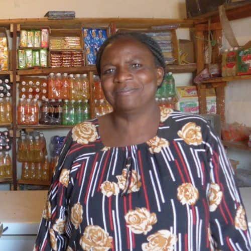 jackie microcredit client DRC