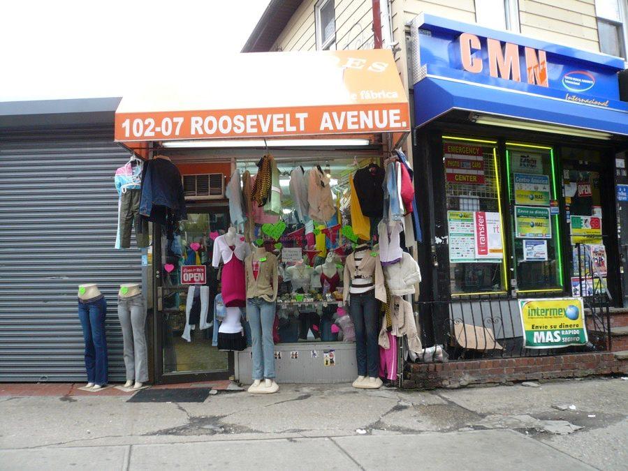 microcredit client shop new york