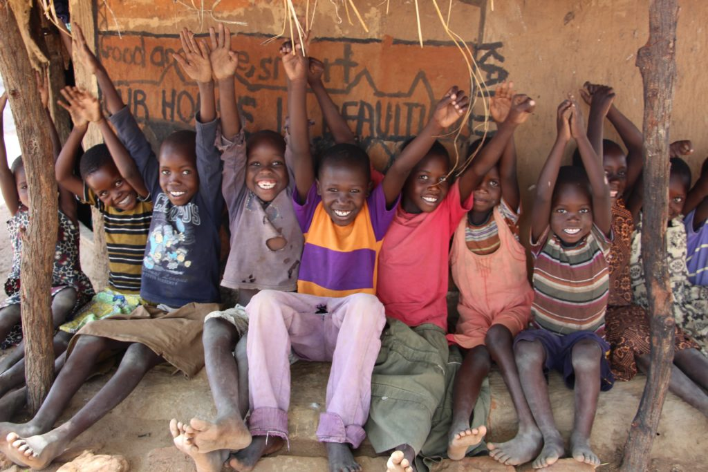 Village Enterprise Uganda children