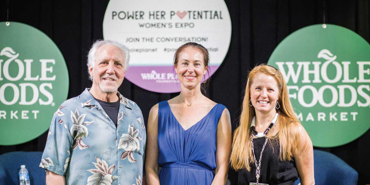 power her potential expo