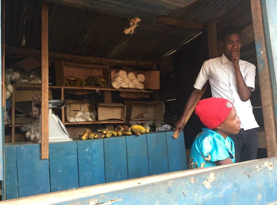 concern burundi clients market stall