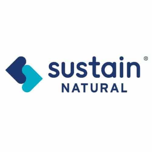sustain natural logo